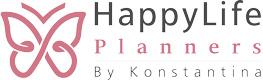 Happylifeplanners-Ημερολόγια και Planners για την βελτίωση της καθημερινότητας!